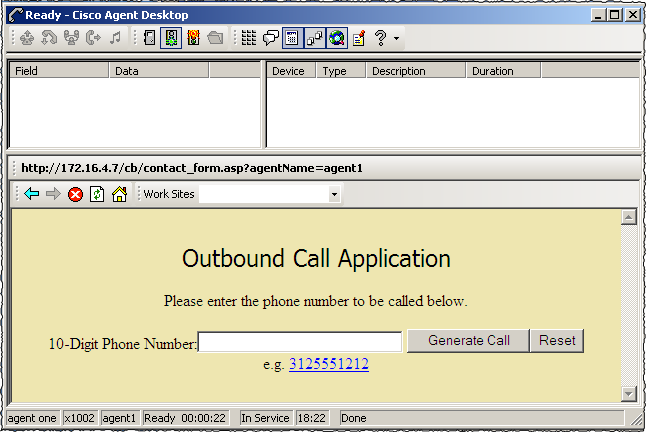 CCX Scripting Series – Triggering outbound calls from a