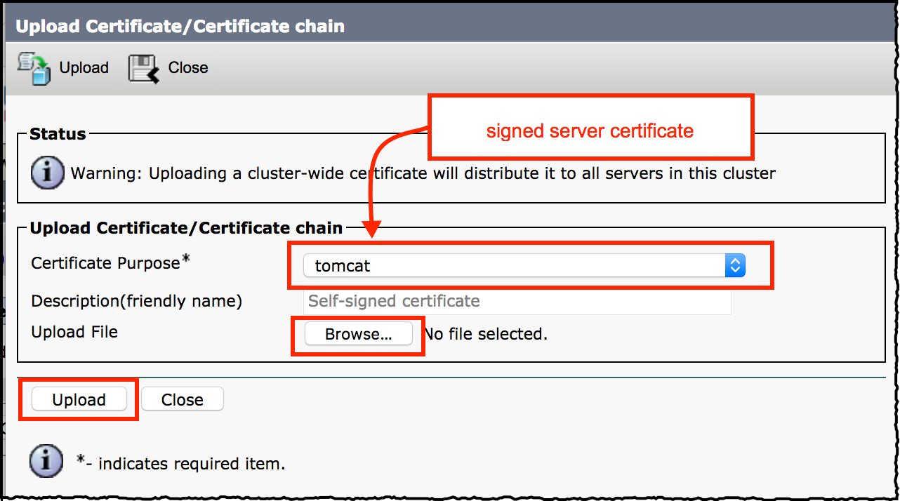Installing ca signed certs on cucm my cisco collaboration diary certs can be signed for a public ca which would essentially allow the certs to be trusted by xflitez Image collections