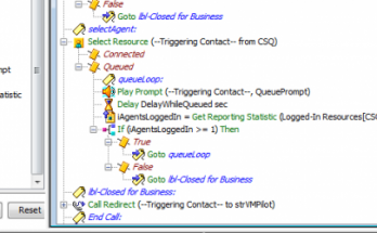 UCCX Scripting – My Cisco Collaboration Diary